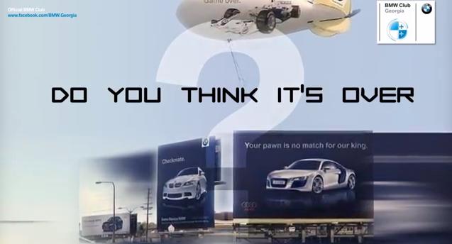 sõda Audi vastu