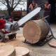 V8 mootorsaag (video)
