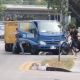 Veokijuht vs. jalgrattur – ära nori tüli retuusides mehega