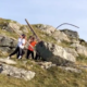 Vabajaaveetmine Norra moodi: kutid veeretavad rahnu kaljult vette, pulli pärast