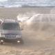 Saudide drift rannas lõppeb kehvasti – Cherokee sõidab teisele džiibile tagant sisse