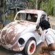 India mehhaanik täitis oma lapsepõlveunistuse ja ehitas endale VW põrnika