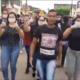 Brasiillased korraldasid ürituse, et kogukonda koroonaviiruse eest hoiatada