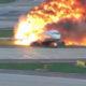 Uus video põleva lennuki maandumisest Moskvas Šeremetjevo lennujaamas